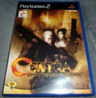 CONTRA Shattered Soldier PS2 Playstation 2 Konami RAR