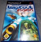 WipeOut Fusion PS2 Playstation 2 Wipe Out Future Racing