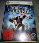 Brütal Legend (Jack Black, EA) XBox360 UNCUT Brutal Metal