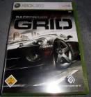 Racedriver GRID XBox360