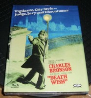 Death Wish 1 - limited Mediabook NSM Cover A - OVP