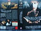 Warlock - Das Geisterschloß ... Bruce Payne  ...  VHS