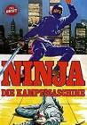 Ninja - Die Kampfmaschine- Uncut - DVD
