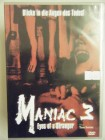 Maniac 3 - Eyes of a Stranger NEU OVP FOLIE