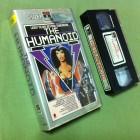 The Humanoid UK-VHS Corinne Cléry / Barbara Bach RCA Silber