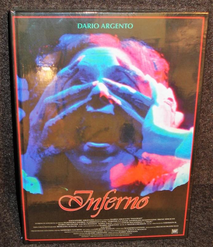 INFERNO lim. 111 8-films Gold Mediabook C (NEU/OVP) Argento
