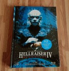 Hellraiser 4 Mediabook - 3 Disc Limited 999 Edition -