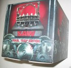 Saw 1 bis 7 - Final Trap Edition unrated