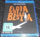 El Dia De La Bestia 2-Disc Edition Blu-ray Neu & OVP