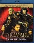TAJOMARU Räuber und Samurai - Blu-ray Asia Schwerter Action