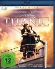 TITANIC Blu-ray Leonardo Di Caprio James Cameron 2 Disc-Ed.