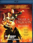 TIGER & DRAGON RELOADED Blu-ray - Asia Martial Arts Spass!