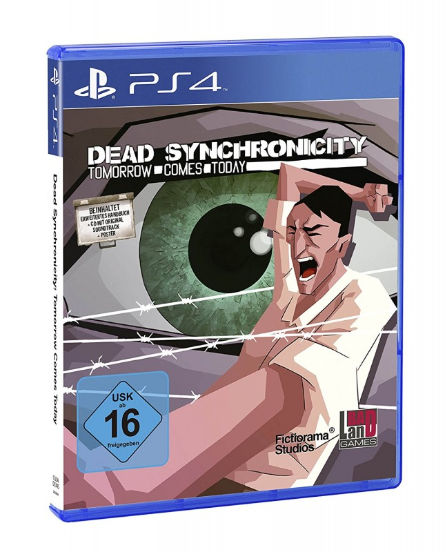 Dead Synchronicity ( PS4 ) ( OVP )
