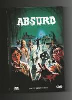 ABSURD + XT VIDEO + COVER E + Nr. 114 / 131