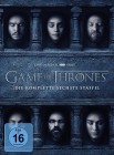 Game Of Thrones ( 6 Staffel ) ( 5 Dvds ) ( OVP )