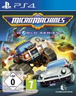 MicroMachines - World Series  ( PS4 ) ( OVP )
