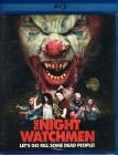 THE NIGHT WATCHMEN Blu-ray - Zombies Vampire Clowns Splatter