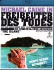 FREIBEUTER DES TODES Blu-ray Michael Caine Klassiker ISLAND