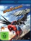 SPIDER-MAN HOMECOMING Blu-ray - der Neue Marvel Avengers
