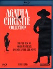 AGATHA CHRISTIE COLLECTION 3x Blu-ray Peter Ustinov Klassik