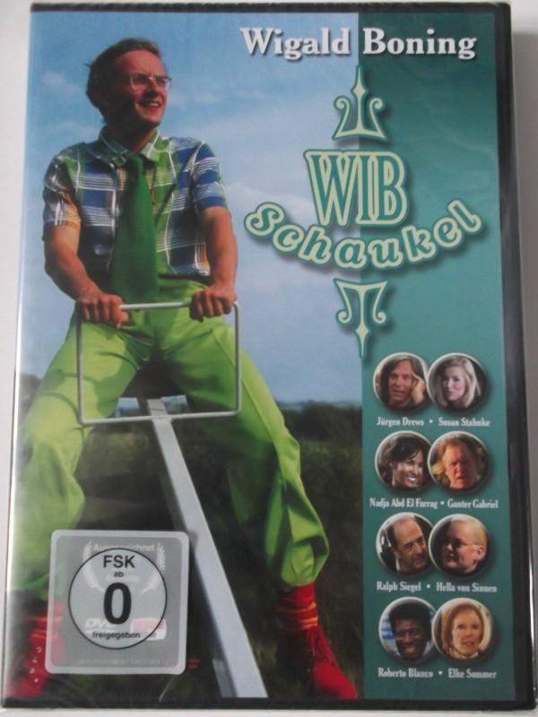 WIB Schaukel - Wigald Bonig verhört Prominente Susan Stahnke