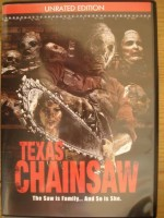 Texas Chainsaw  - Unrated Fassung - DVD -
