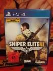 Sniper Elite 3 UNCUT (Limitierte Erstauflage) Neuwertig PS4
