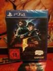 Resident Evil 5 HD  NEU/OVP  PS4