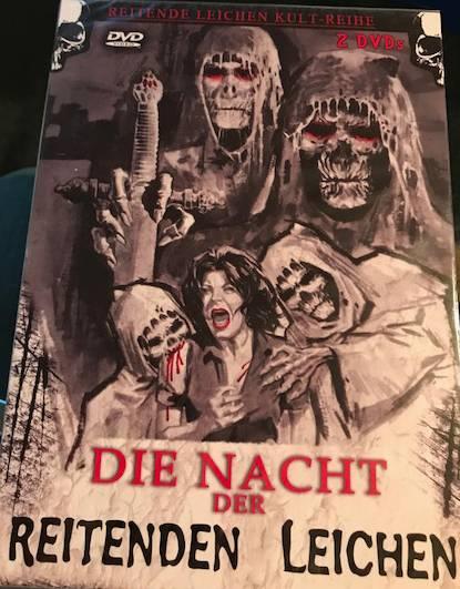 Die Nacht der reitenden Leichen (NEU) ab 1€