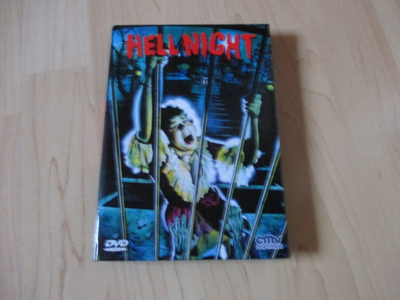 Hell Night (Kleine Hardbox UNCUT)