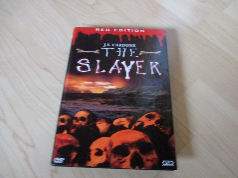 The Slayer (Kl. Hardbox UNCUT)