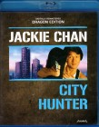 CITY HUNTER Blu-ray - Jackie Chan Action Asia Comic Komödie
