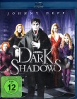 DARK SHADOWS Blu-ray- Johnny Depp Tim Burton Vampire Komödie