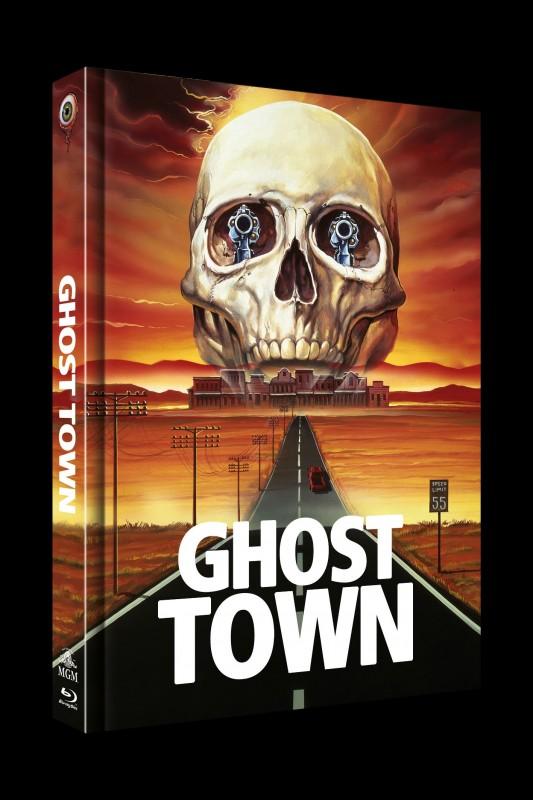 Ghost Town - Blu-ray+DVD Mediabook A Lim 333 OVP