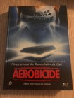Aerobicide / Killer Workout 1987 Uncut Mediabook BluRay DVD