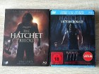 HATCHET 1,2,3,4 (VICTOR CROWLEY) BLURAY - UNRATED