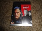 Action double feature  Steven Seagal Steelbook