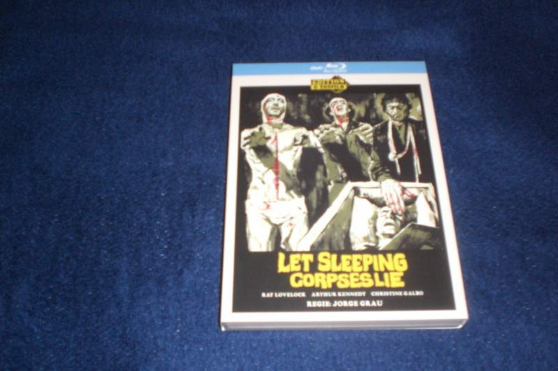 Let Sleeping Corpses Lie +++ 2 Discs +++ Schuber!