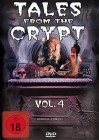 4 X Tales from the Crypt Vol. 4 DVD OVP