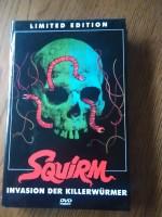 SQUIRM - Invasion der Killerwürmer - Limited Edition
