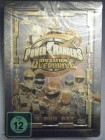 Power Rangers Operation Overdrive STEELBOOK NEU