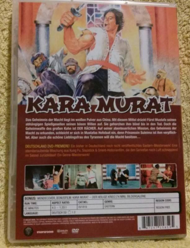 Kara Murat Der Rächer Anatoliens Dvd  Uncut (V2)