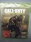 CALL OF DUTY Advanced Warfare XBOX one NEU OVP