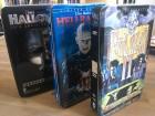 Anchor Bay Tin-Boxen - Hellraiser, Evil Dead 2 - Halloween