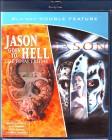 Freitag der 13.-Double Blu Ray-Jason goes to Hell /Jason X