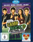CAMP ROCK 2 The Final Jam BLU-RAY Disney Kids Komödie Jonas