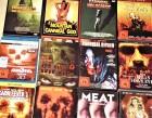 Filmsammlung  Horror&Splatter&Thrill&Cannibal Kannibalen