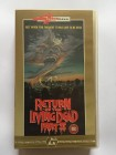 Return of the living Dead 2 | 4 Front Video | UK VHS