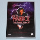 Warlock - The Armageddon - uncut (DVD, gut)
