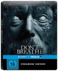 Don't Breathe (Steelbook) [Blu-ray] [Limited Edition]